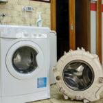 Zamenjana pralna enota