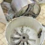 Obnovitev pralnega stroja
