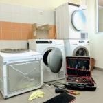 Servis pralnih in sušilnih strojev