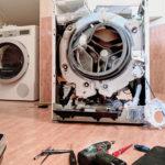Menjava črpalke pralnega stroja
